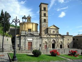 Iglesia de Santa Cristina de Bolsena